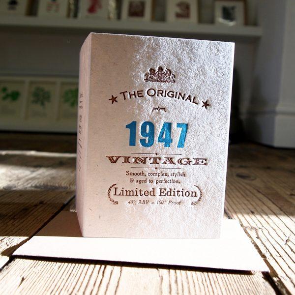 1947 card