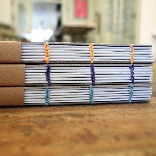 Coptic Stitch Bound Sketchbooks