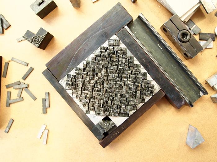 Letterpress Composition