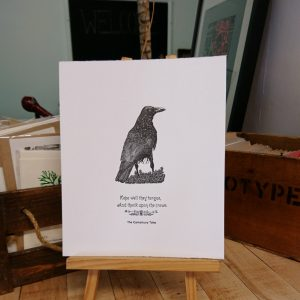 Chaucer's Crow
