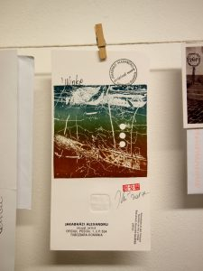 Mail Art Project - Jakabhazi Alexandru