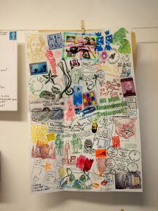 Mail Art Project - Ryosuke Cohen