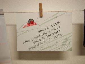 Mail Art Project - Group 16