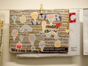Mail Art Project - Robyn Banks