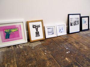 Chris Barker, printmaker