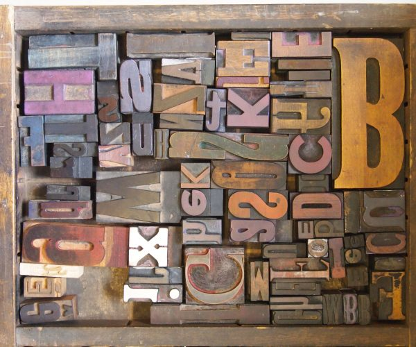 Orphaned Wood Type