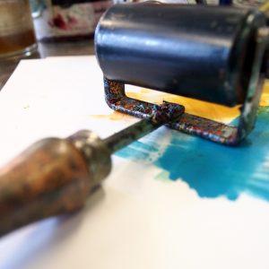 Printmaking and Art Supplies