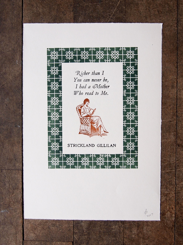 Gillilan Print