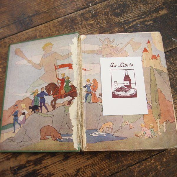 Letterpress Bookplate