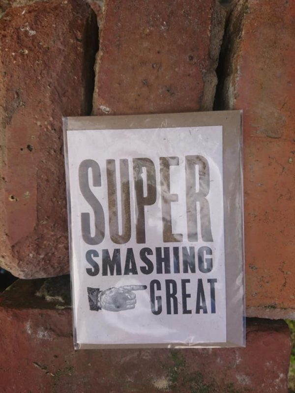 Super Smashing Great