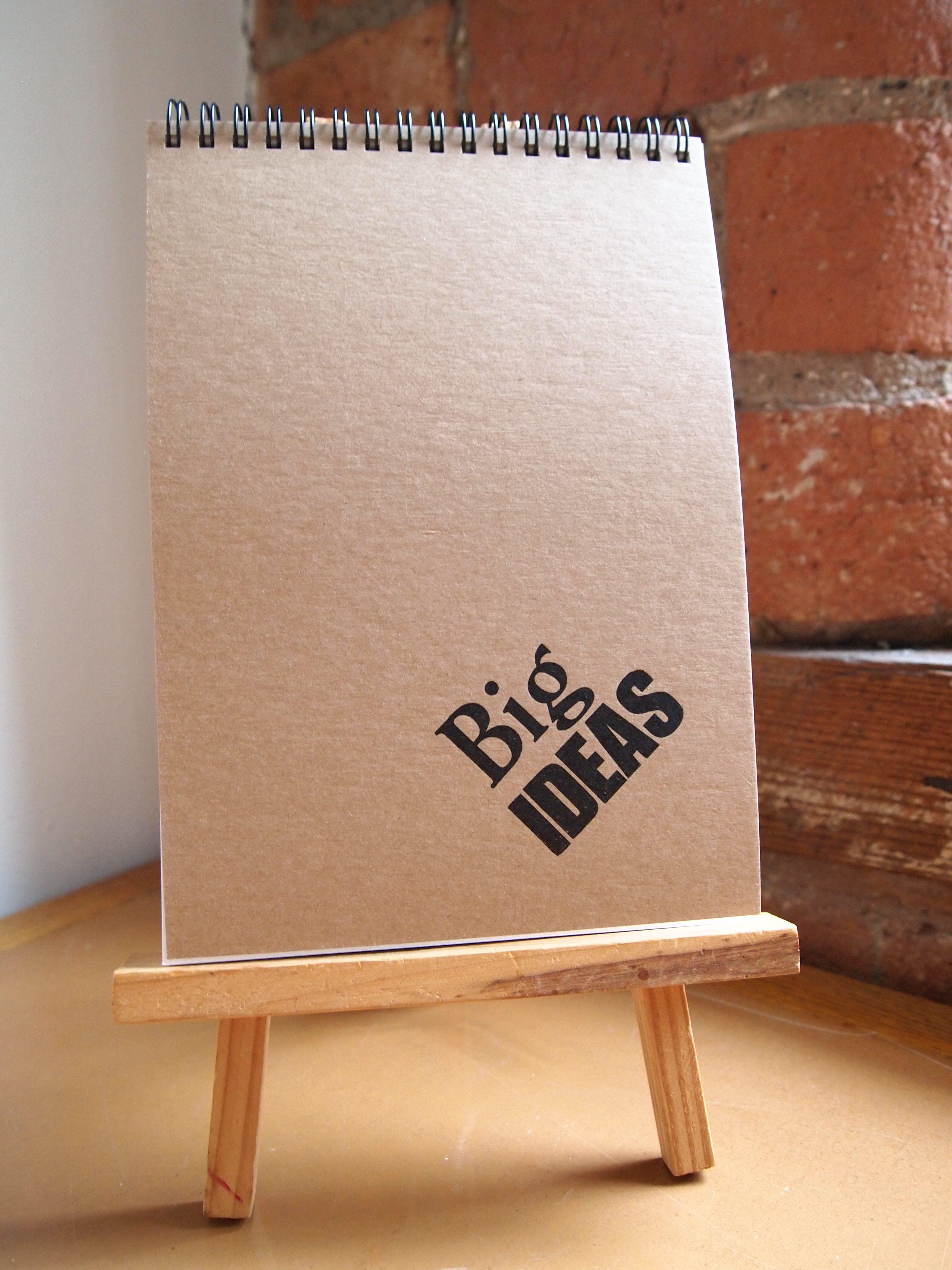 Sketchbook - Big Ideas