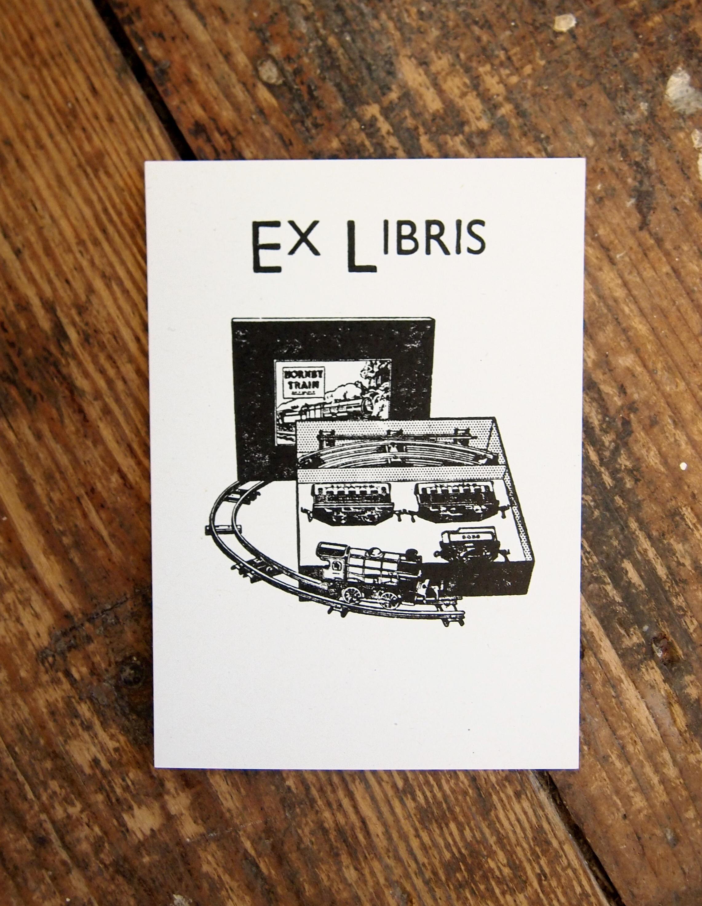 Ex Libris - Hornby