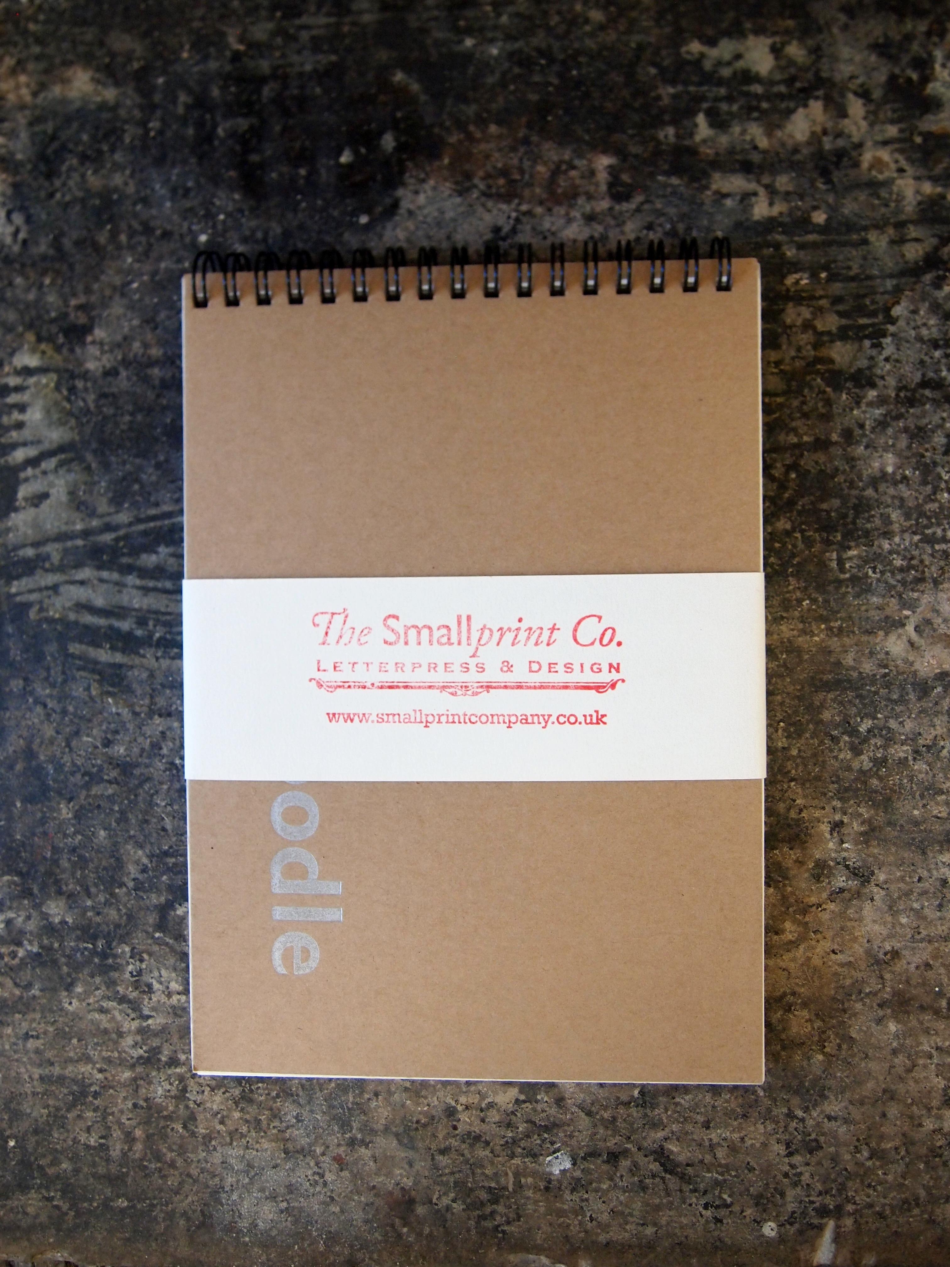 Sketchbook - wrapped