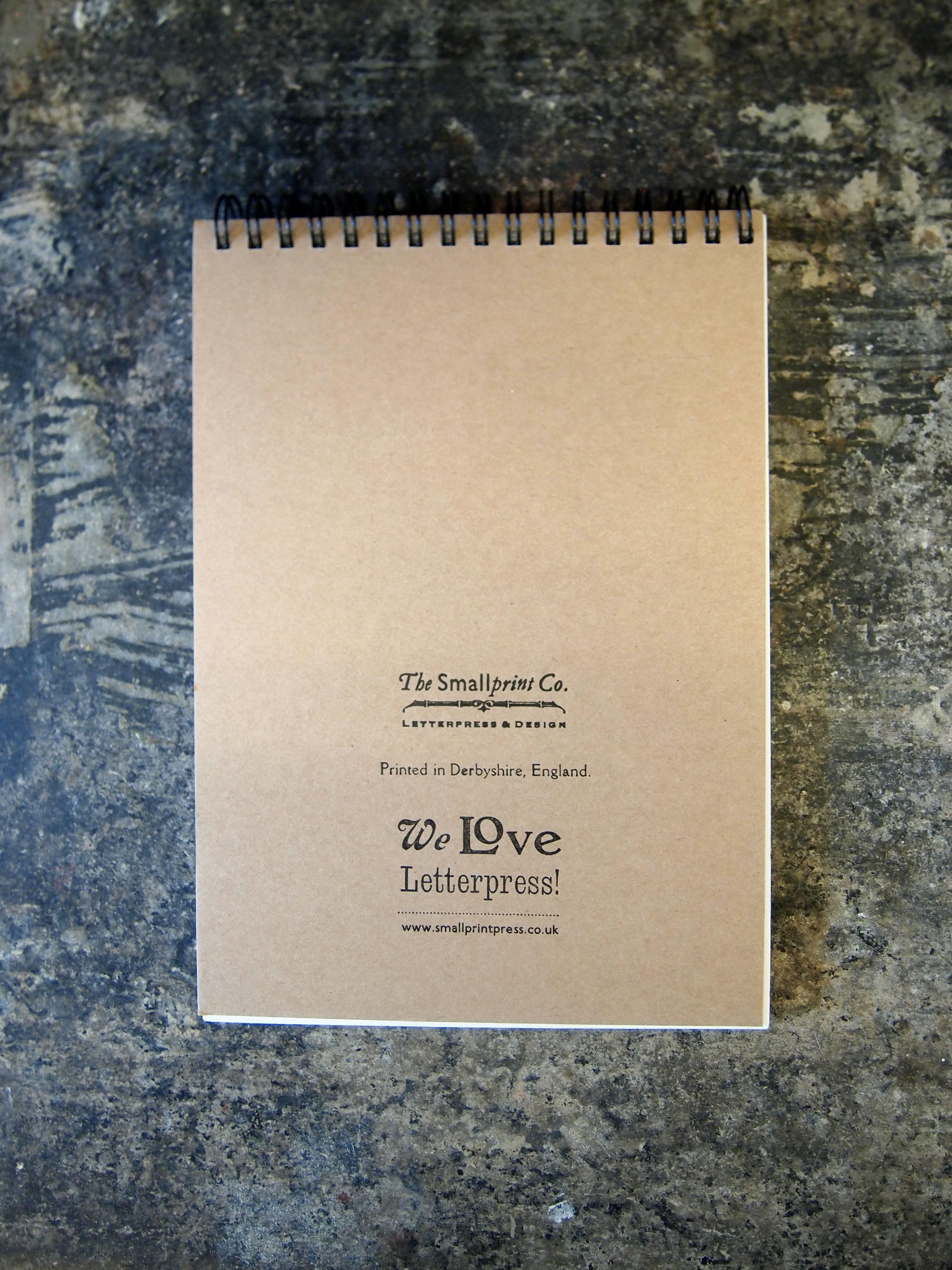 Sketchbook - imprint