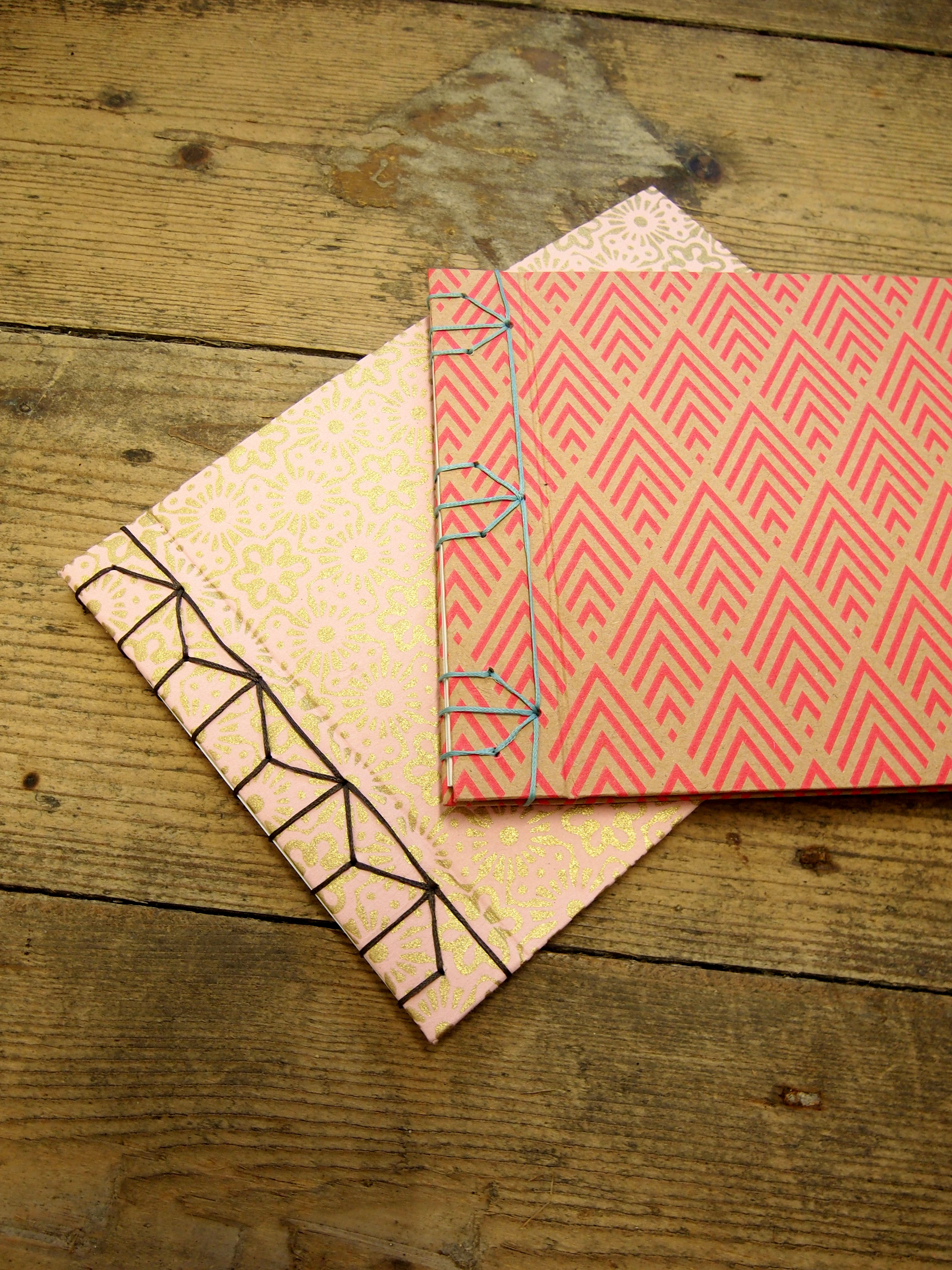 Japanese Bookbinding Workshop
