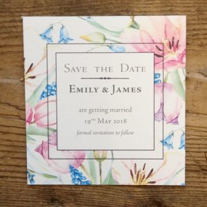 Boho Summer – Save the Dates