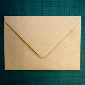 C6 Kraft Envelope