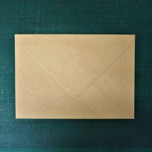 C5 Kraft Envelope