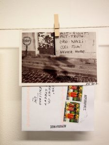 Mail Art Project - Katerina Nikoltsou
