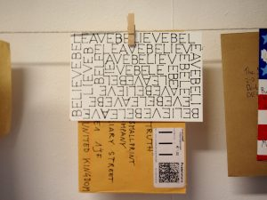 Mail Art Project - Daniele Virgilio