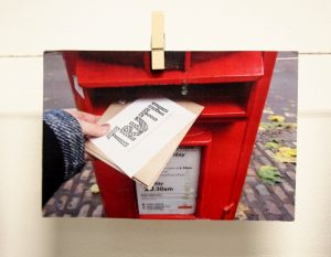 Mail Art Project - Hannah Barker