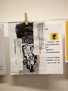 Mail Art Project - Mustafa Cevat Atalay