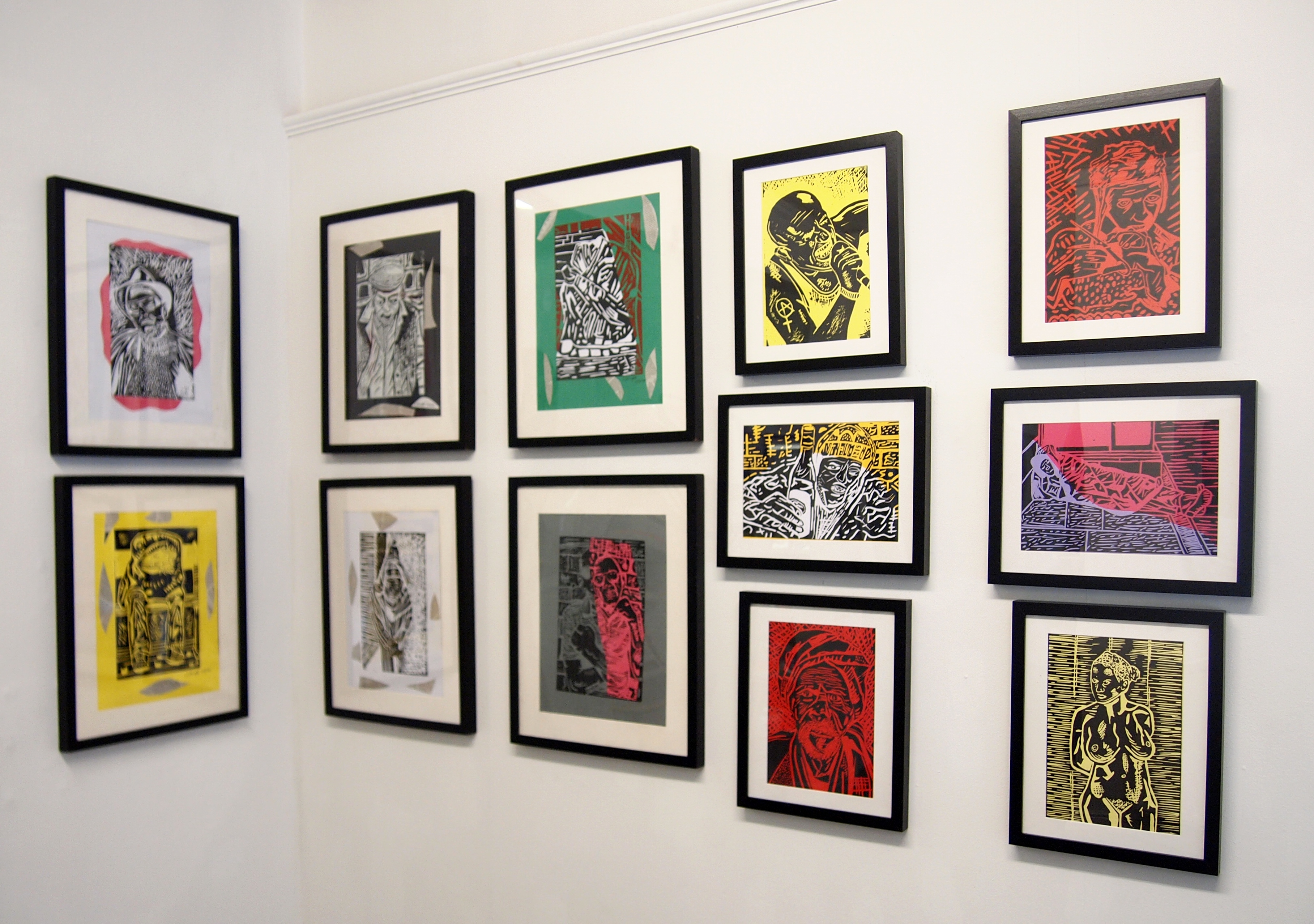 Hal A. Wright, printmaker and photographer