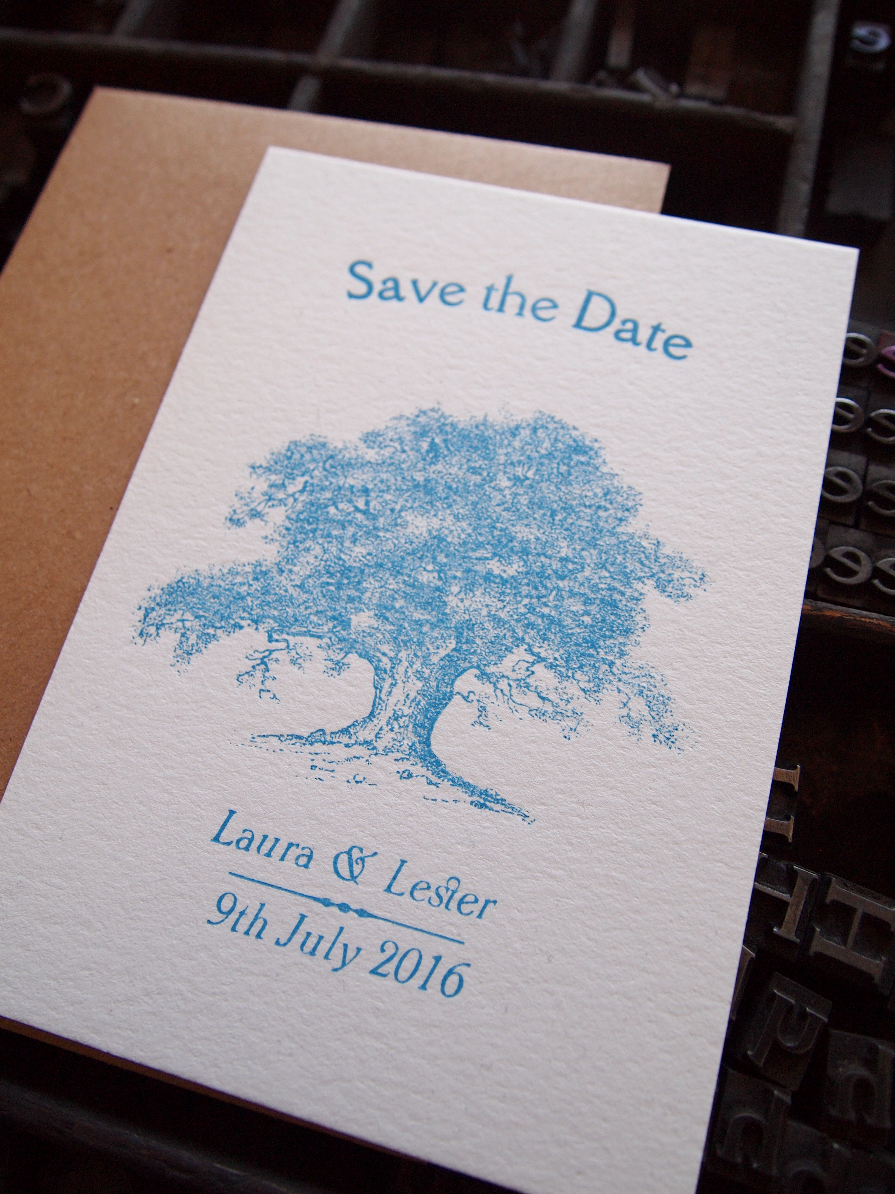 A6 Save the Date