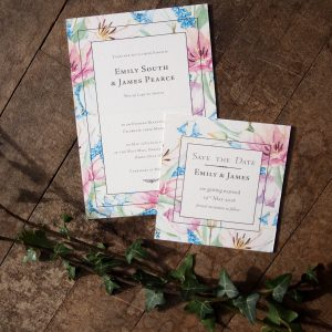 Boho Summer – Invitations