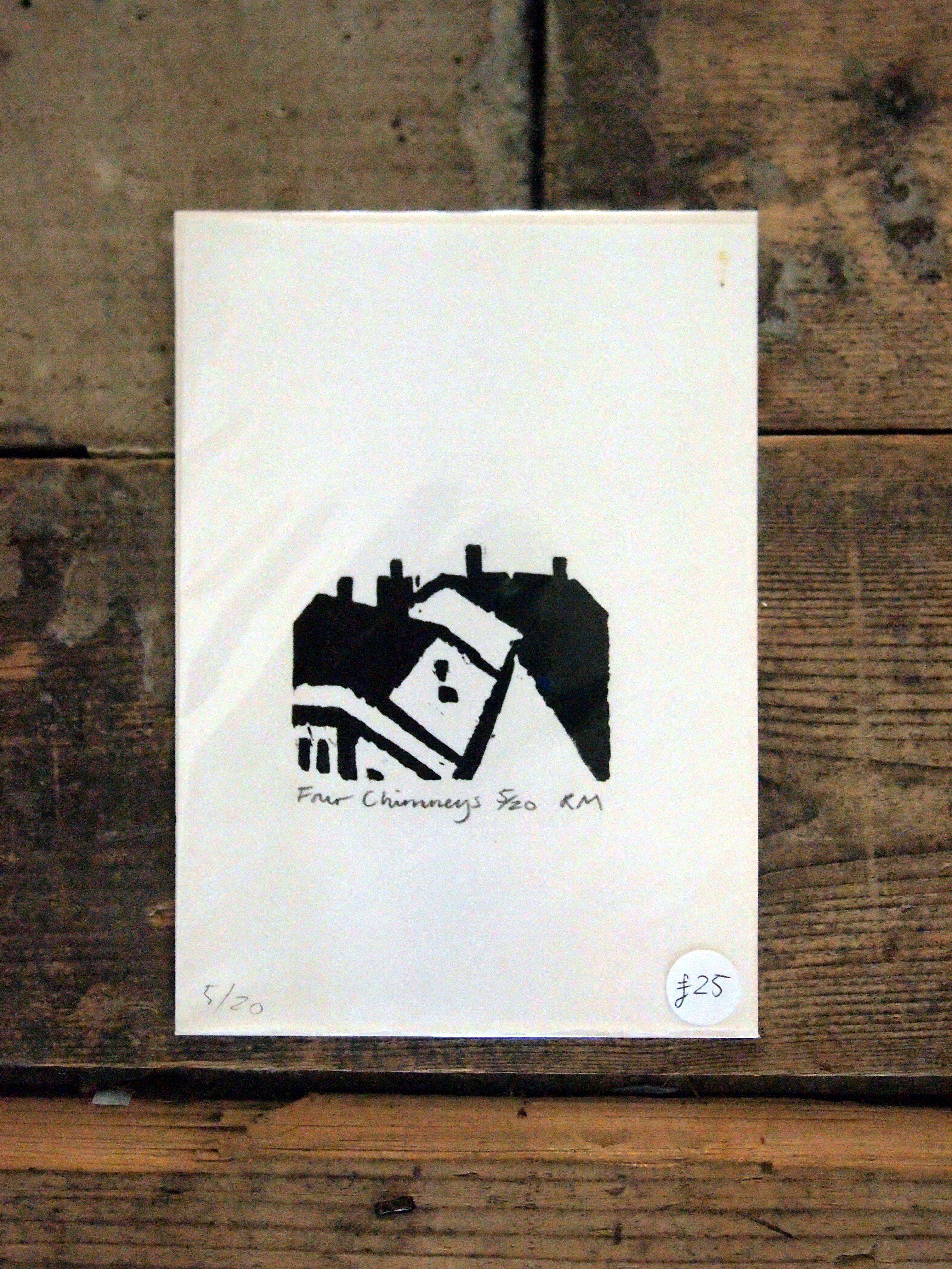 Four Chimneys - RE McGaul