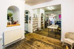 The Hire Space and Shop