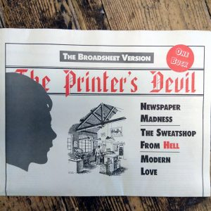 The Printer's Devil by Charles Rueben