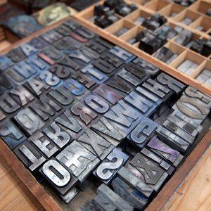 Letterpress Equipment