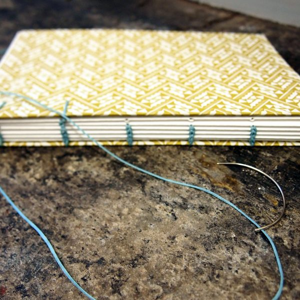 Coptic Binding Workshop