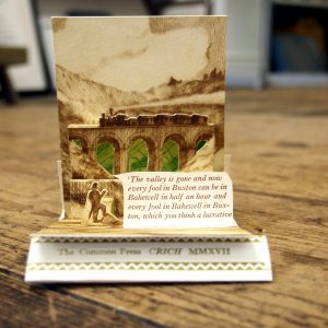 Ruskin and the Headstone Viaduct by Peter Knight