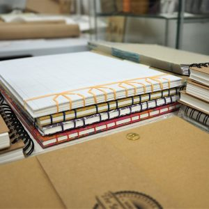 Japanese bound notebooks & sketchbooks