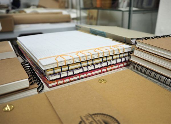 Japanese bound notebooks & sketchbooks