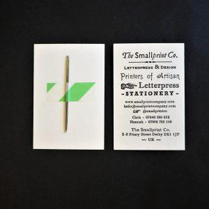 Japanese Stab binding needles - straight