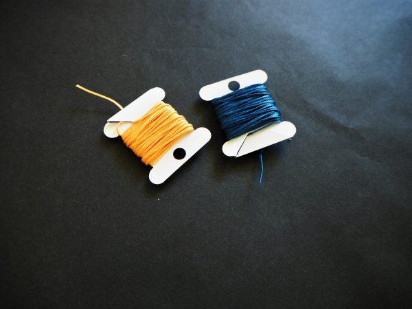 Waxed bookbinding Thread - various colours available