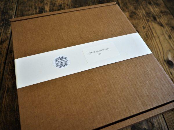 Coptic Bookbinding kit box
