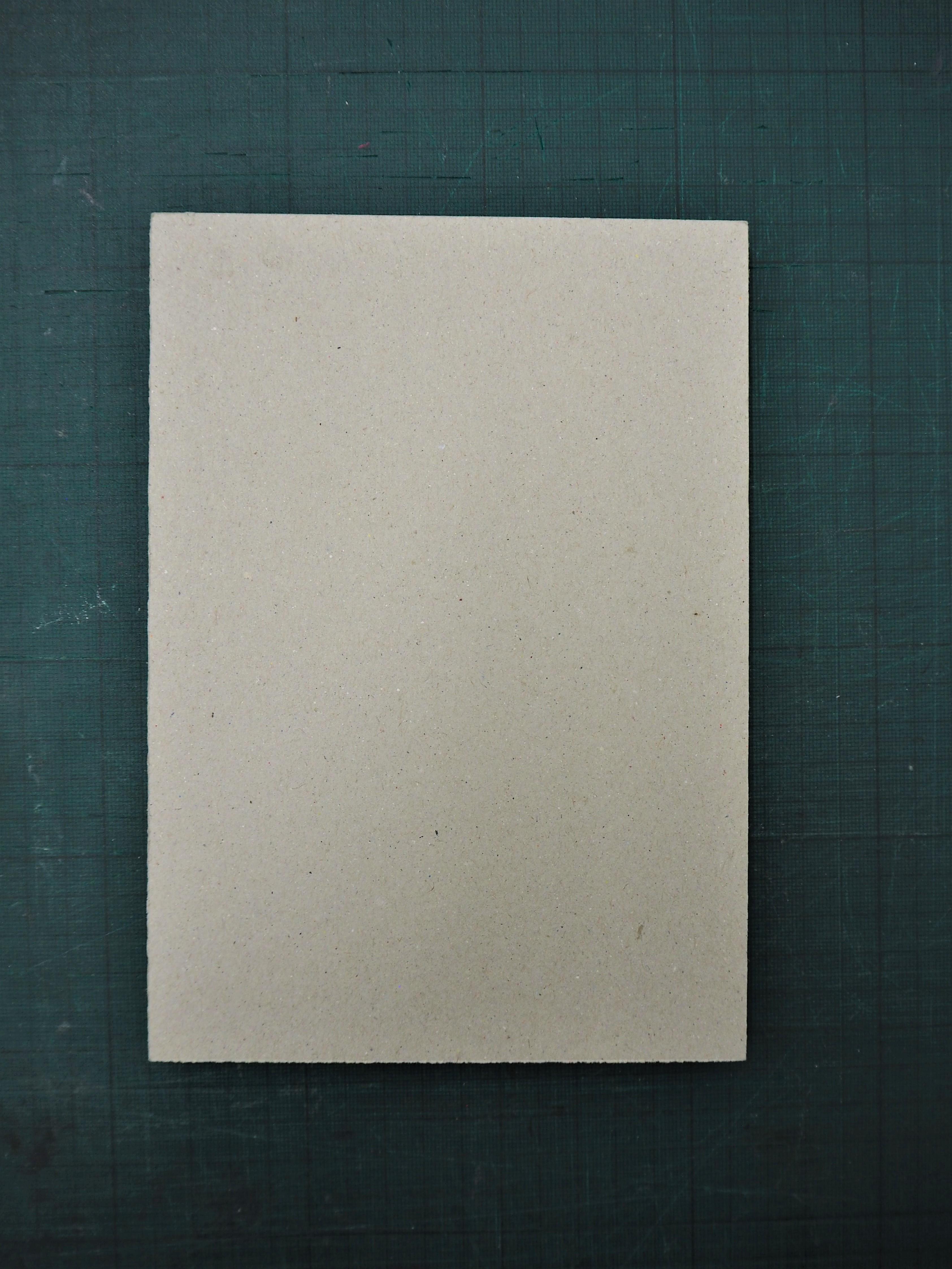 A5 Greyboard Sheets x4