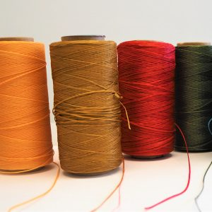 Waxed Bookbinding Thread - 9m