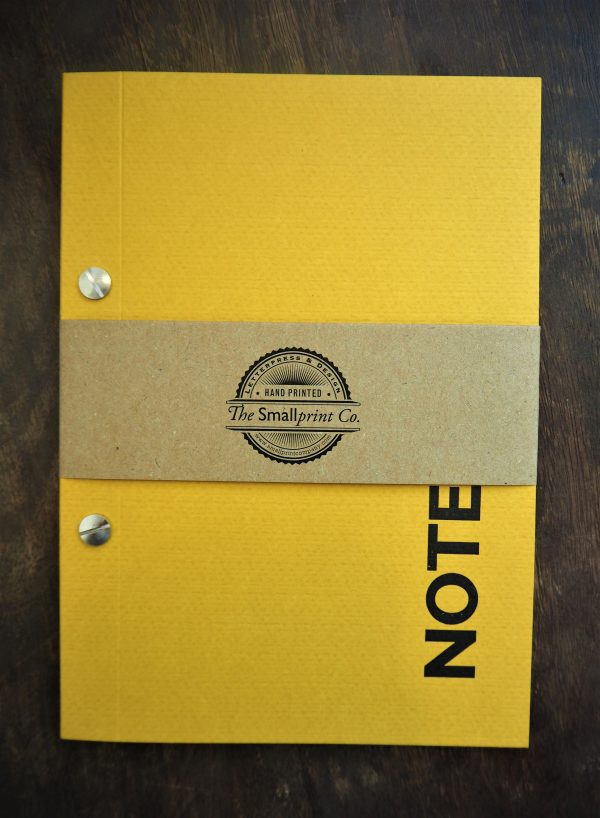 Notes Stationery Pad