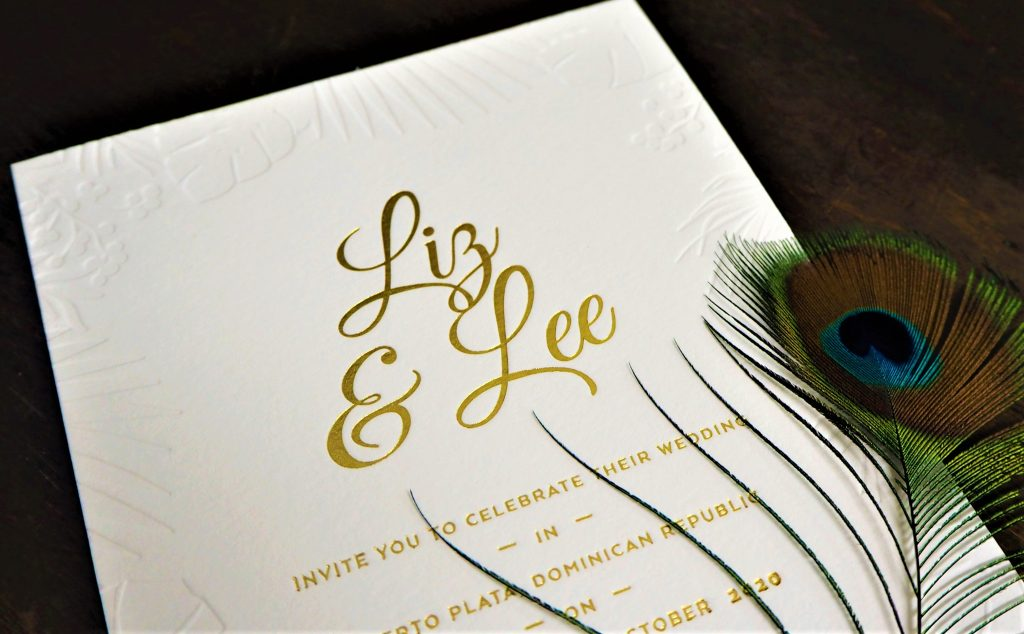 Choosing Colours for Your Wedding Stationery – Let the Seasons Inspire You!