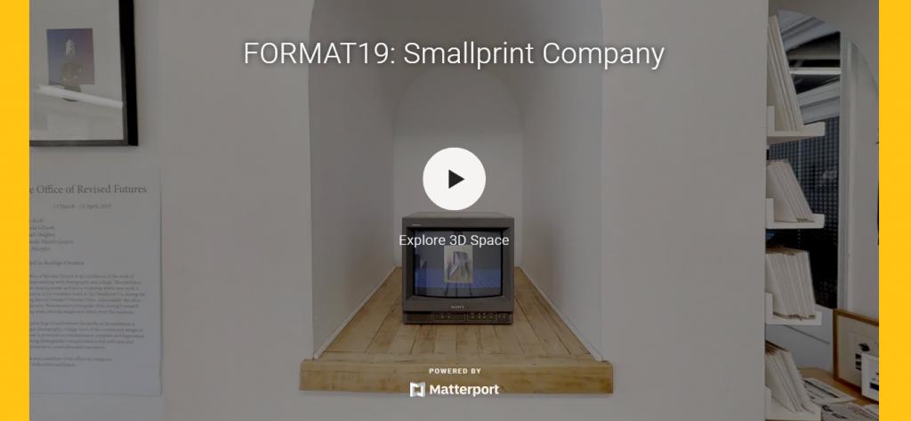 3D Virtual Walkthrough by V21 Artspace