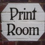 Winterbourne House: Print Room