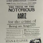 The trial of the notorious Aariz
