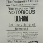 The Ominous Times - The notorious Lila-Mai