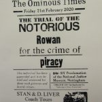The Ominous Times - The notorious Rowan