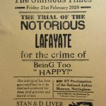 The Ominous Times - The notorious Lafayate